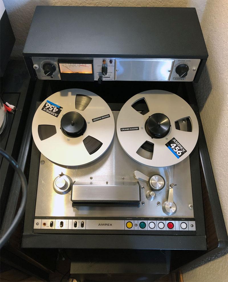 MOMSR Ampex AG-440