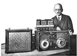 Fritz Pfleumer came up with idea of storing sounds on a magnetic tape