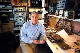 Ray Dolby founder of Dobly Laboratories