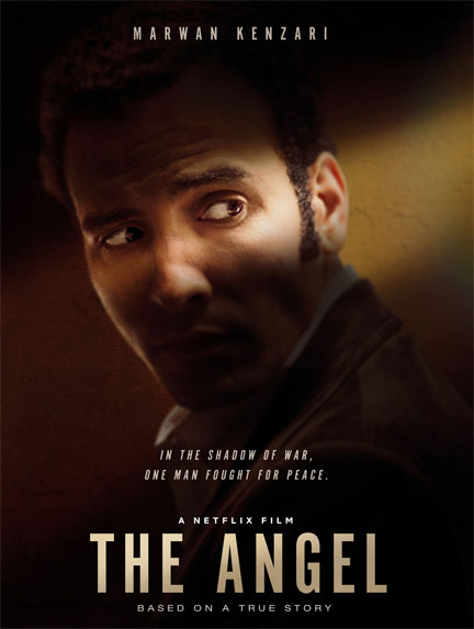Poster for the movie The Angel