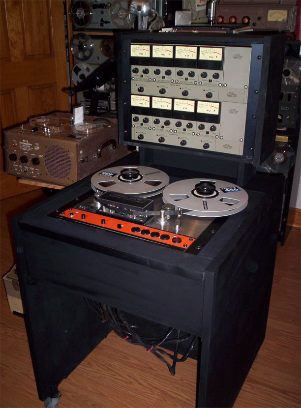 Teac Tascam Series 70 reel tape recorder